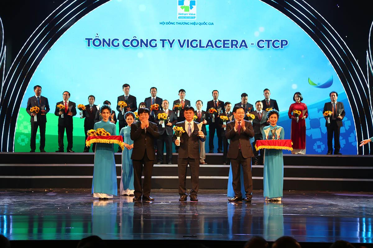 VIGRACERA tự hào là dòng thương hiệu quốc gia Việt Nam