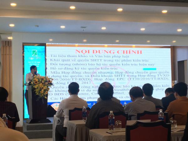 Bảo vệ tác quyền trong sáng tác kiến trúc tại Việt Nam