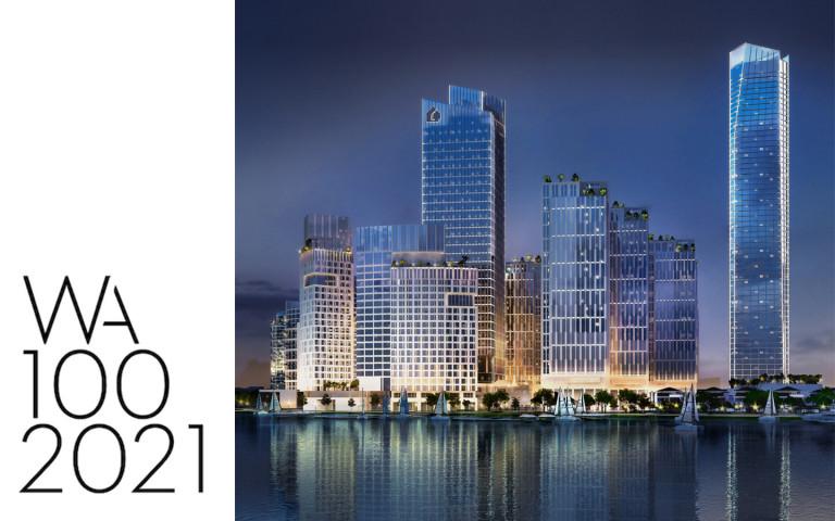 GK Archi lọt Top 100 Công ty Kiến trúc thế giới WA100 – 2021